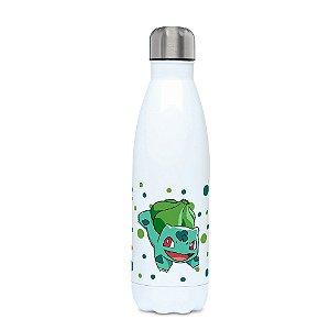 Garrafa Térmica - Pokemon Bulbasauro