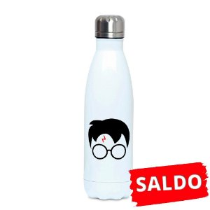 Garrafa Térmica CL475 Harry Potter (SALDO)