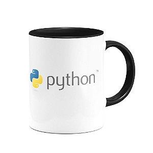 Caneca B-black Dev Python (Saldo)