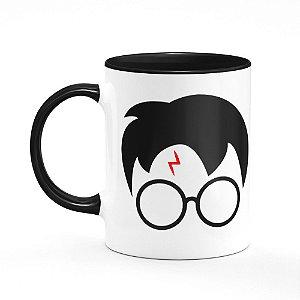 Caneca Harry Potter - B-black (Saldo)