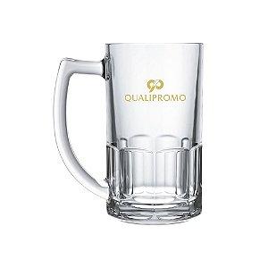 Caneca cerveja Bristol 340 ml. de vidro personalizada - Cód.: 0591152LQ