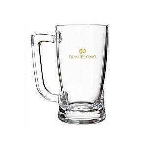 Caneca cerveja Taberna 340 ml. de vidro personalizada - Cód.: 0590126LQ