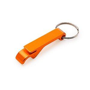 Chaveiro metálico abridor de garrafas e latas - Cód.: 09824XQ