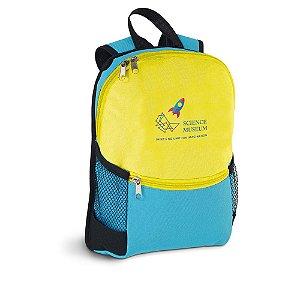Mochila infantil com 4 compartimentos personalizada - Cód.: 92614SQ