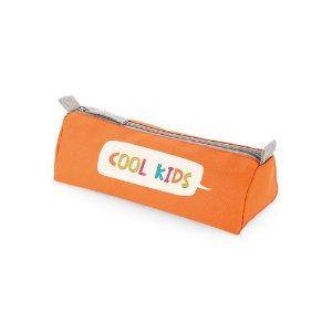 Porta lápis escolar em nylon personalizado - Cód.: 93614SQ