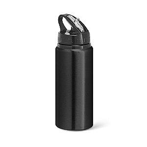 Squeeze metálica 650 ml. com bico dobrável personalizada - Cód.: 94649SQ
