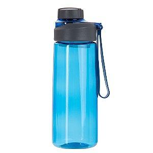 Squeeze plástico 700 ml com peneira personalizado - Cód.: 18553XQ