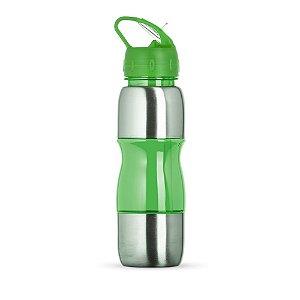 Squeeze plástico e alumínio 600 ml. personalizado - Cód.: 02048XQ
