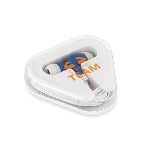 Fone de ouvido intra auricular personalizado - Cód.: 97360SQ