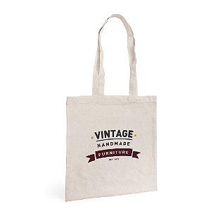 Sacola ecológica ecobag em algodão 103 g. personalizada - Cód.: 92414SQ