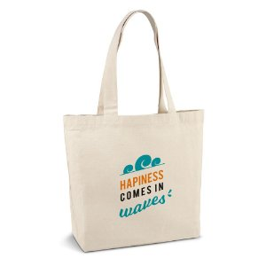 Sacola ecológica ecobag em algodão 180 g. personalizada - Cód.: 92825SQ