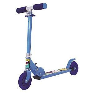 Patinete Radical Infantil Azul - Belfix