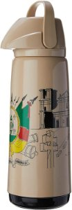 Garrafa Térmica Air Pot PP Decorada Missões Gaúcho 1,8 Litros - Invicta