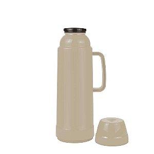 Garrafa Térmica 1 litro Use Bege Mor