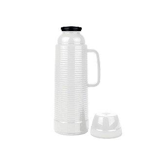 Garrafa Térmica 1 litro Use Daily Branco Mor