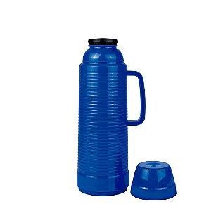 Garrafa Térmica 1 litro Use Daily Azul Mor
