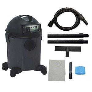 Aspirador de Pó e Líquido Portátil Compact Eco 22 litros 110V 1250W Lavor