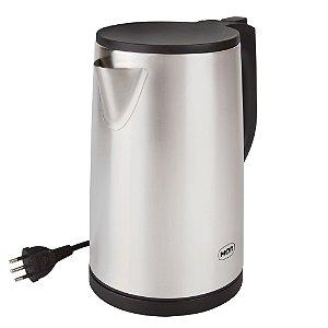 Chaleira Elétrica Inox 2 litros 220V Mor