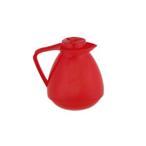 Bule Térmico Vermelho 650ml Mor