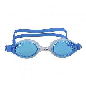 Óculos de Natação Dragon azul Nautika