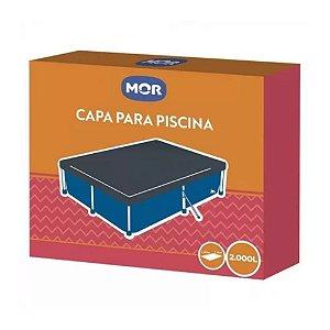 Capa Piscina Standard 2.000 litros Mor