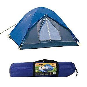 Barraca Camping Fox para 3/4 pessoas Nautika