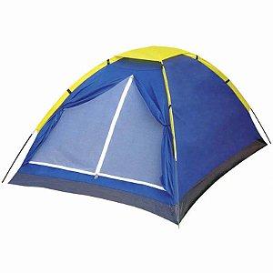 Barraca Camping Iglu Azul para 3 Pessoas Mor