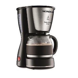 Cafeteira Elétrica Dolce Arome Inox 18 Xícaras Mondial
