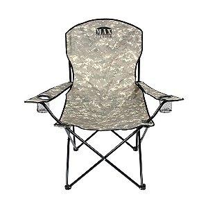 Cadeira Dobrável Araguaia Comfort 150 kg Belfix