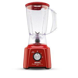 Liquidificador Power Mix Plus LQ21 127V Vermelho Arno