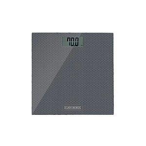 Balança Digital de Vidro BK40 Black+Decker