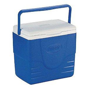Caixa Térmica 15,1 litros Azul 16QT Coleman