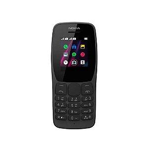 Celular Nokia 110 NK006 Rádio FM e Câmera Nokia