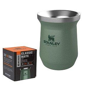 Cuia Térmica para Chimarrão Tereré Mate 236 ml Verde Stanley