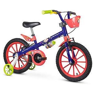 """Bicicleta Infantil Aro 16"""" Show da Luna Nathor"""
