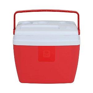 Caixa Térmica 34 litros Vermelha Belfix