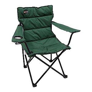 Cadeira Camping Dobrável Boni Verde Nautika