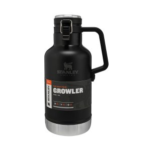 Growler Térmico Classic Preto Black 1,9 Litros Stanley