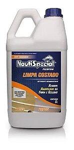Limpa Costado Premium 5L Remoção De Oxidação Nautispecial
