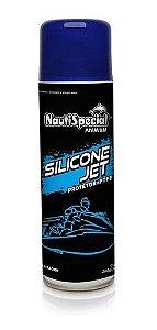 Silicone Náutico Spray Jet Com PTFE Nautispecial 300 ml