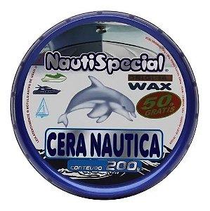 Cera Pasta Nautica Proteção Náutica Nautispecial 200g