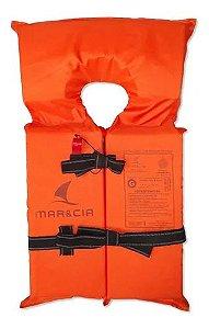 Kit com 4 Colete Salva Vidas Homologado Tipo Canga Classe III - Tamanho G