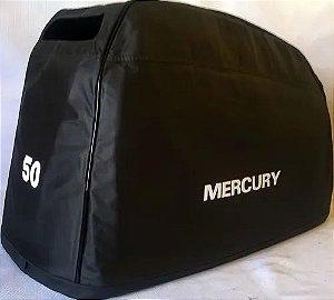 Capa Capo Motor Popa Mercury 50 Hp 3cc Ltpo Capa Para Barco