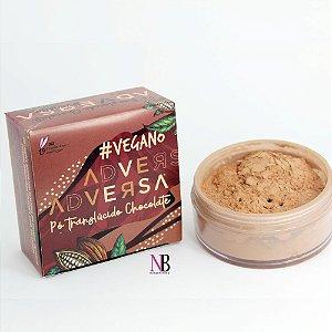 Pó Translúcido Vegano Chocolate - Adversa