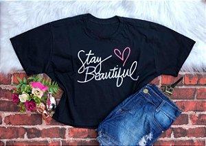 Cropped Stay Beautiful