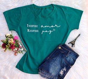 T-Shirt Inspire Amor