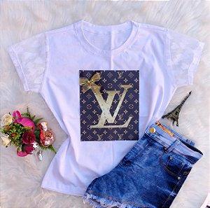 T-shirt Louis Viton