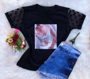 T-shirt Luxo