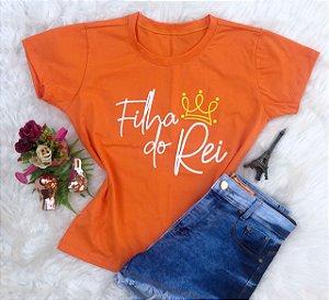 T-shirt Filha do Rei
