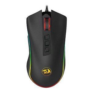 Mouse Gamer Cobra, 10000DPI, Chroma, Preto - M711 Redragon